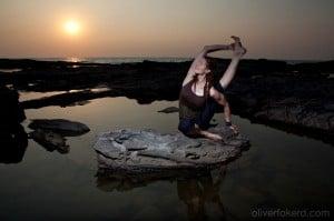 Så fixar du yogajobbet i Indien