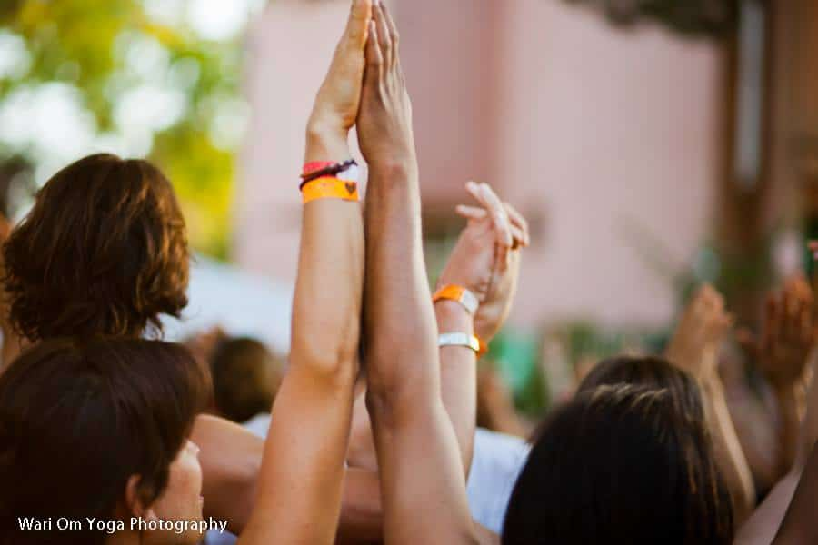 Barcelona yoga conference. Foto: Wari Om Yoga Photography.