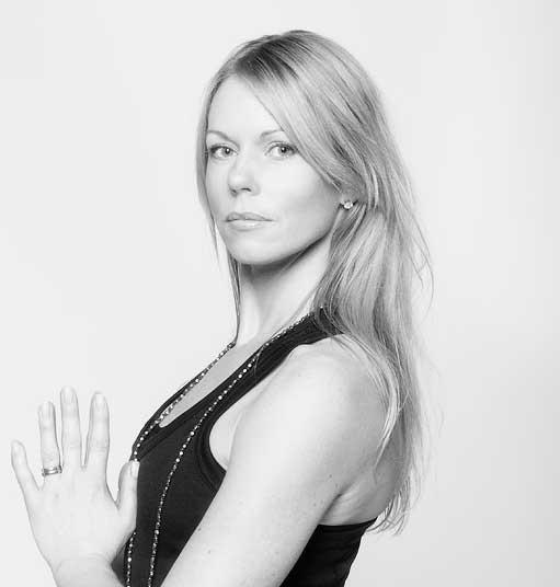 Jenny Larsson öppnar yogastudio i Mölnlycke.