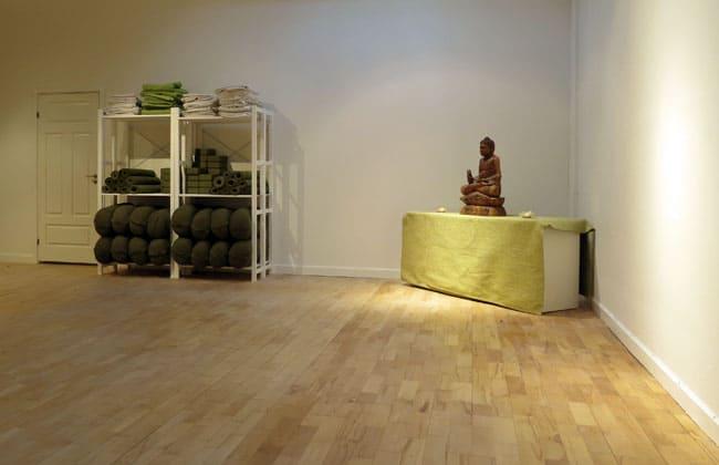 Nya Yoga Kendra - yogastudio i Malmö.