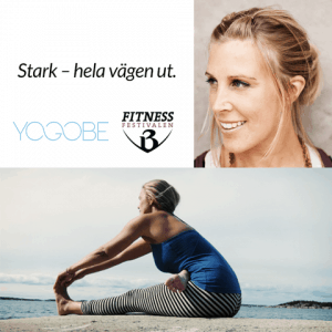 Yogaläraren Anja