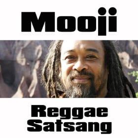 Reggae musik med gurun Mooji