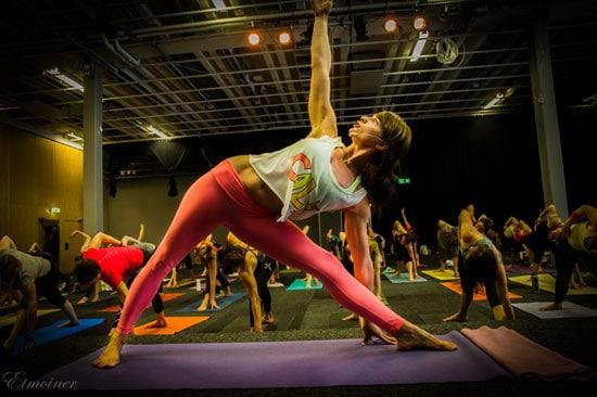 Yoga Games - Nordens största yogafestival