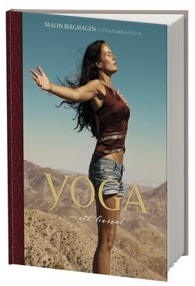 Malin Berghagens bok: Yoga för livet