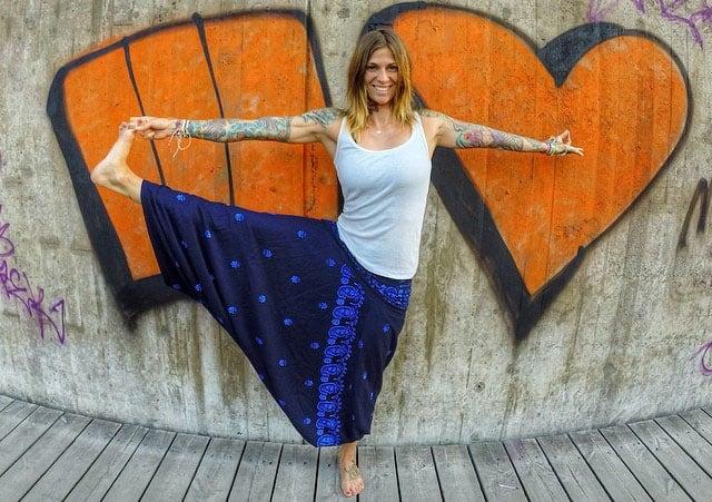 """""""Jag var blind"""" – yogisens kärleksbrev till sin kropp"""