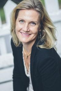 Yogaläraren Elena von Dönhoff