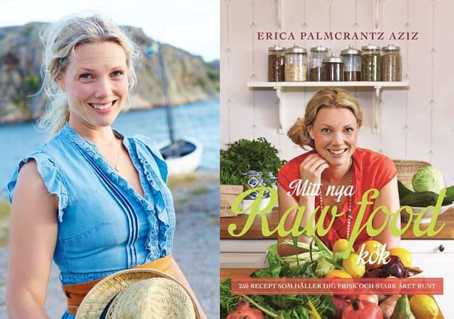 Mitt nya Raw Food kök av Erica Palmcrantz Aziz
