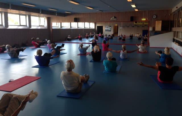 Yoga för Seniorer Göteborg