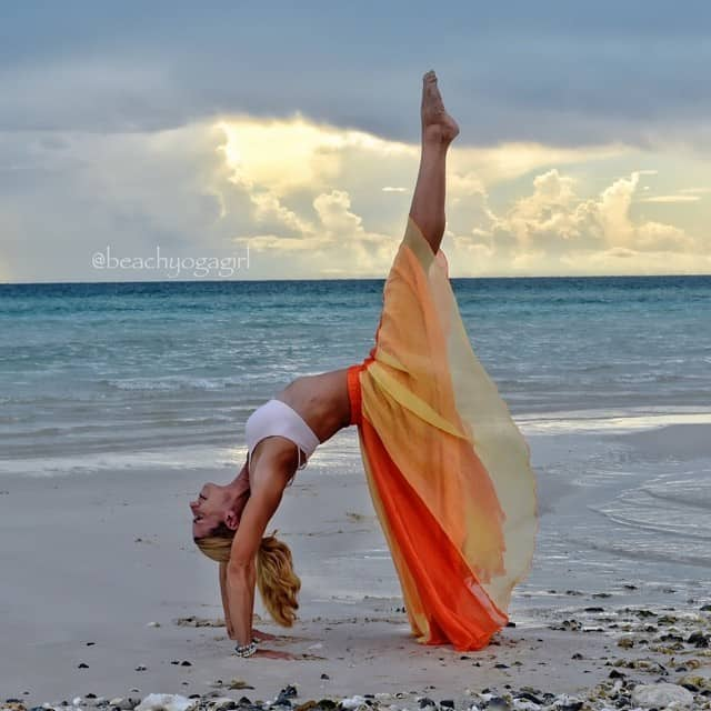 Beachyogagirl Instagram