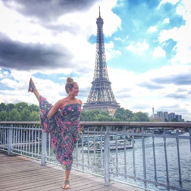 Yogaläraren Kathryn Budig