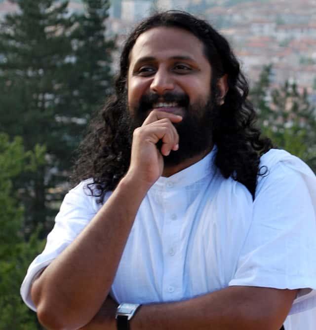 Meditera & yoga med en Swami från Indien 17-23 november