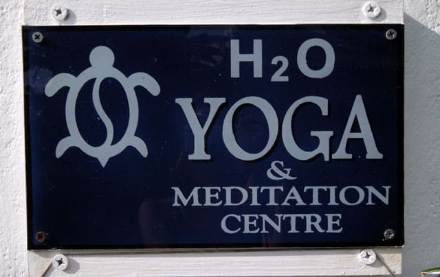 H20 Yoga och meditationscenter Gili Air