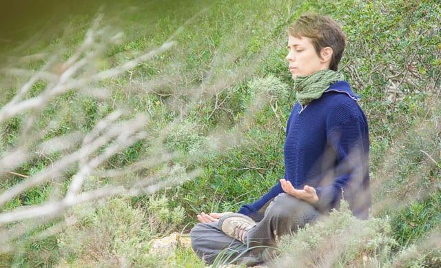 Yogan ger tacksamhet