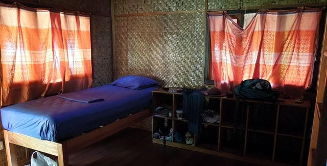 Yoga och meditationscenter boende Gili air