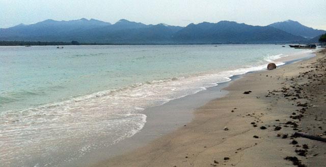 Stranden Gili Air