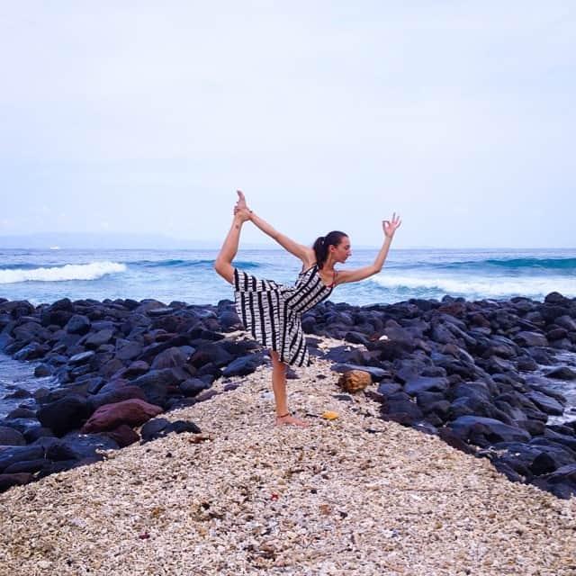 Yogainspiration med Martina Davitkova