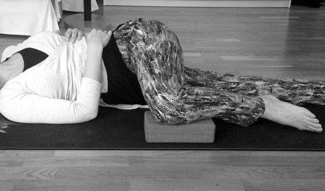 Yoga för ryggont & känslor