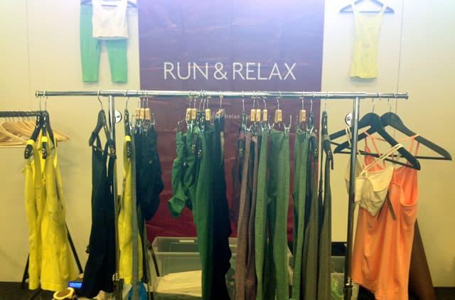 Fina yogakläder från Run & Relax