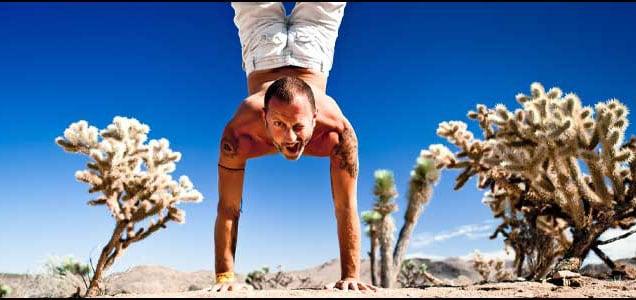 Raghunath kommer till Yoga Games