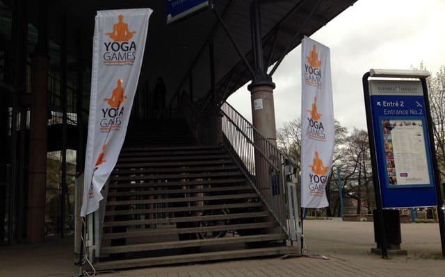 Yoga Games Göteborg 2015