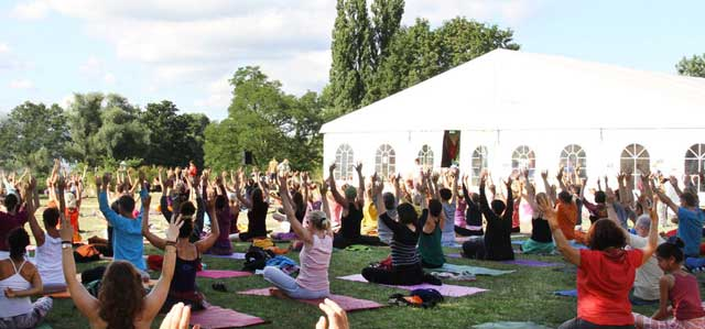 Green World Yoga och musikfestival