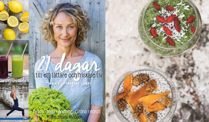 Recept på Chiapudding från boken 21 dagar till ett lättare och friskare liv