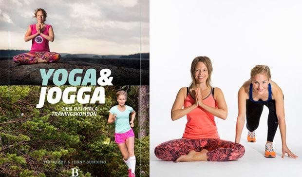Yoga & jogga - den ultimata träningskombon