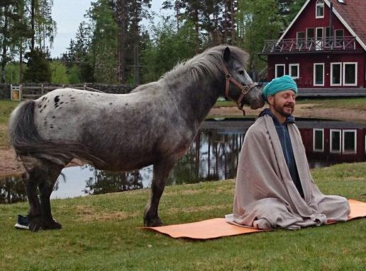 Yogafestival i Småland 23-26 juli