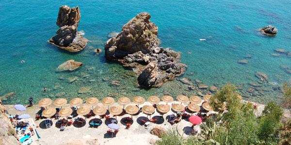 Yogaresa till Sicilien