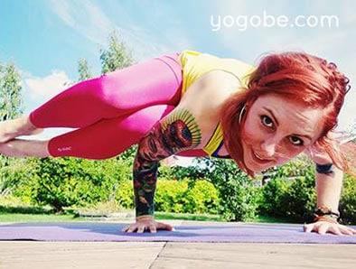 Gratis yogaworkshop i Stockholm