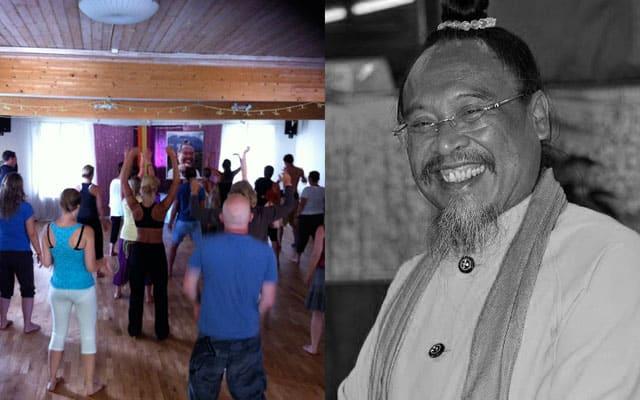Yoga Shaking med grundaren Ratu Bagus från Bali