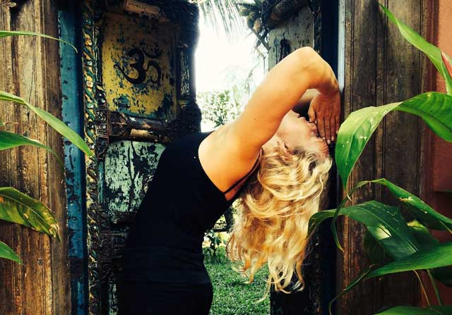 Yogini Yogabliss med Lou Åberg