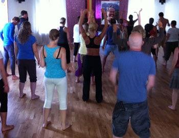 Yoga Shaking – en djupt helande yogaform