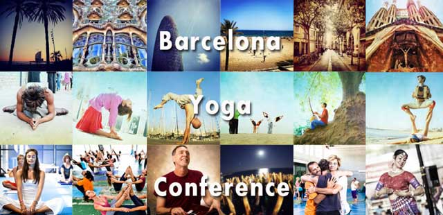 Barcelona Yoga Conference 2015