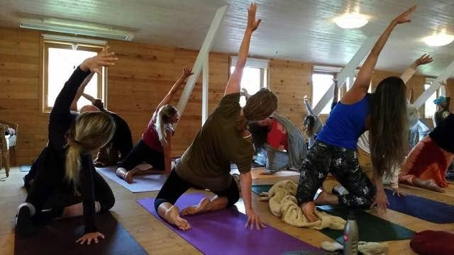 Yoga Celebration - mer yogaretreat än festival!