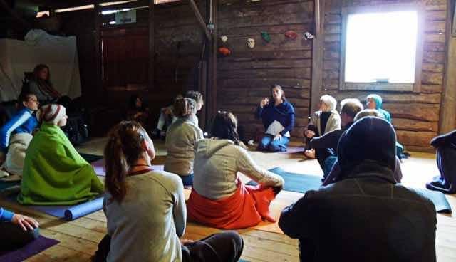 Yoga Shaking med Pravati