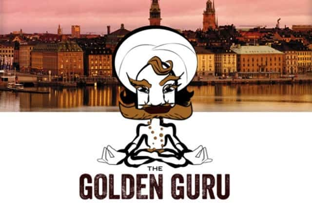 The Golden Guru – yoga's answer to Ironman