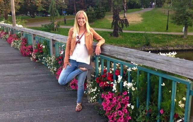 Veckans yogalärare: Tova Olsson