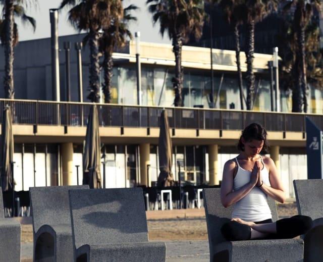 Veckans yogi: Jasmin Hedlund