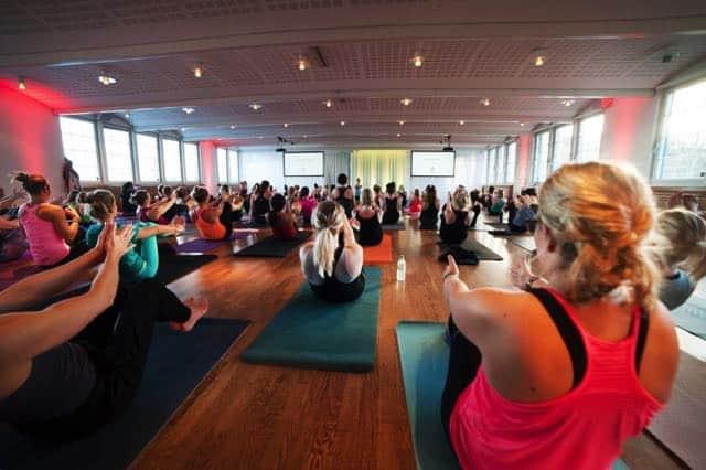 Yoga Games i Stockholm 2016