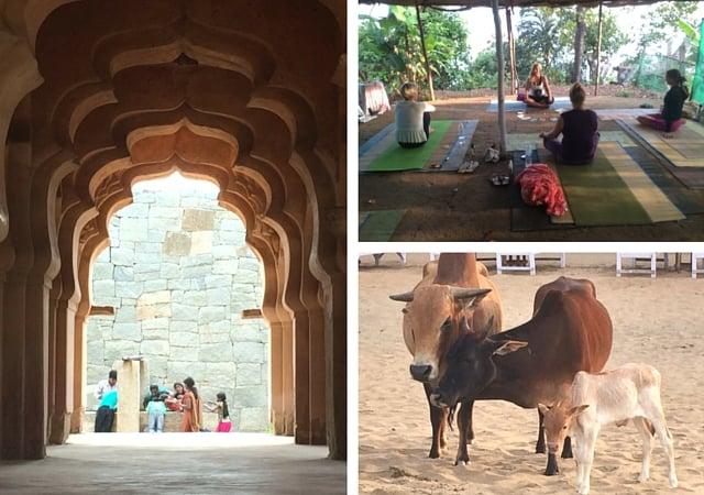Åk på Yogaresa till Indien