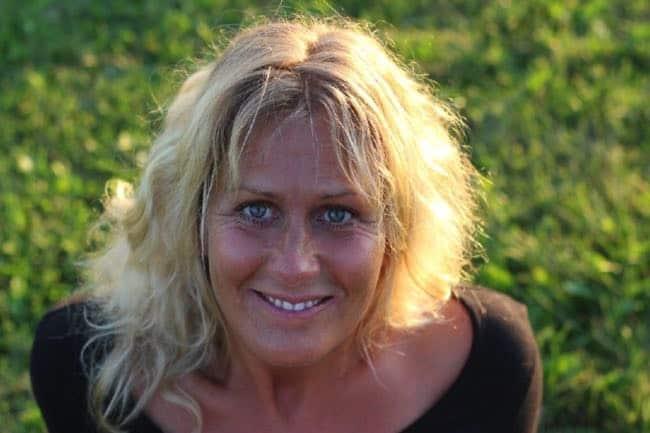Yogaläraren Ullis Karlsson