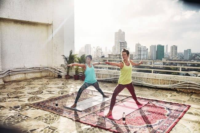Indiskas nya kollektion: Yoga by INDISKA