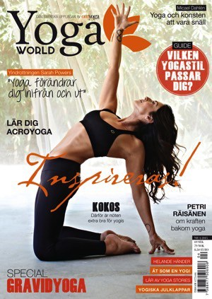 Tidningen Yoga World
