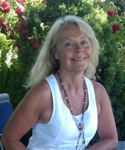 Yogaläraren och Breathwalk instruktören Elisabeth Magnusson