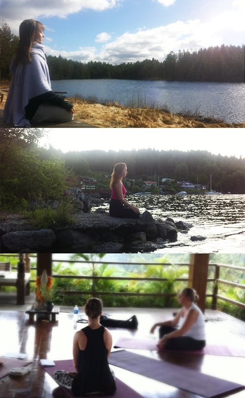 Tips: Meditera utomhus