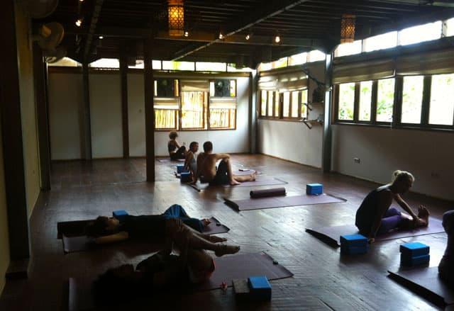 Yogastudion Radiantly Alive, Ubud, Bali