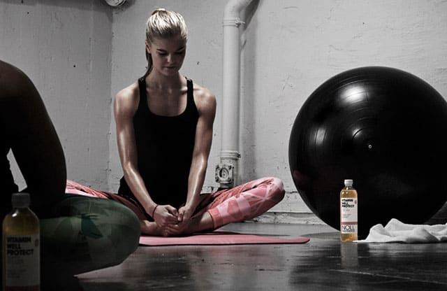 Vinn biljetter till Yoga Games med Vitamin Well