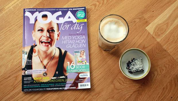 Tidningen Yoga för dig