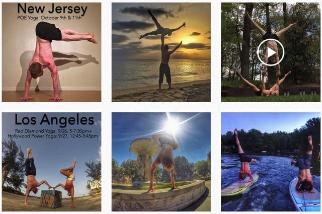 Carson Clay Calhoun Traveling yoga teacher based in Arlington, VA.